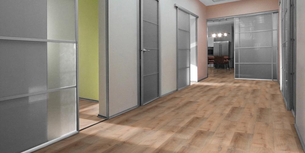 deluxe designbelag starclic more klicksystem golden oak honey. Black Bedroom Furniture Sets. Home Design Ideas