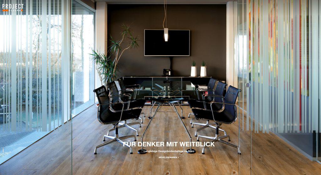 Project Floors Designboden mit Klicksystem herausragende Dekore kaufen auf bodenbelag.de
