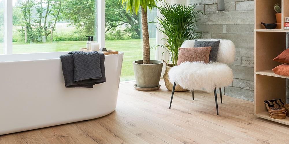 berryAlloc Designboden Spirit Home Rigid-Boden für Badezimmer und alle anderen Wohnräume mit lebenslanger Gewährleistung
