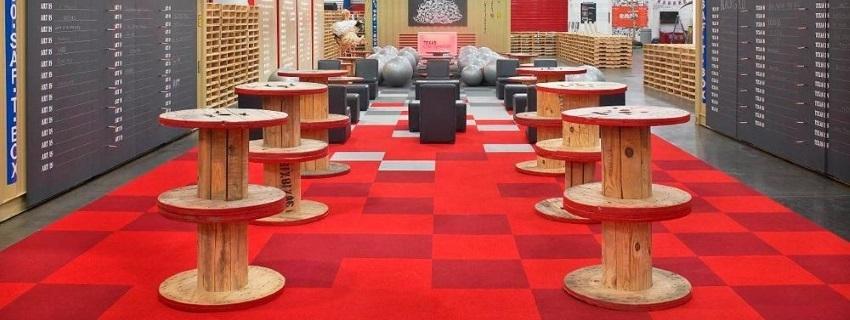 Teppichboden Messe
