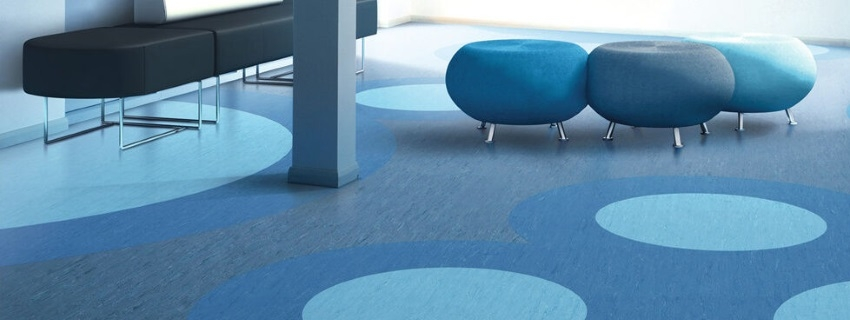 Vinylboden homogen