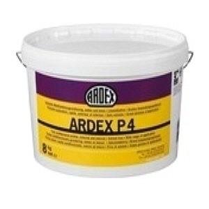 Ardex Grundierung P4 als Multifunktionsgrundierung 2 kg für saugfähige dichte Untergründe als Haftbrücke für Spachtelmassen Preis pro kg, PE Eimer 2 kg , günstig kaufen von Bauchemie-Hersteller Ardex HstNr: P4