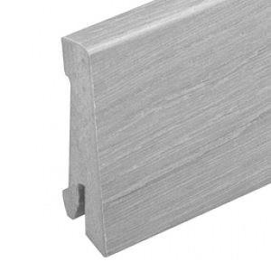 Cortex Sockelleisten passend zu Cortex Vinatura Dekoren, Maße: 58 x 18 mm, Länge 2400 mm, Liefermenge: 4,8 m, HstNr: CortexSL01 *** lieferbar nur zusammen mit Bodenbelag-Bestellung von diesem Hersteller bzw. über EUR 250 Warenwert ***