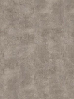 HARO DISANO ClassicAqua Rigid-Klick-Boden Piazza 4V Sichtbeton greige Steinstruktur SPC Rigid Designboden