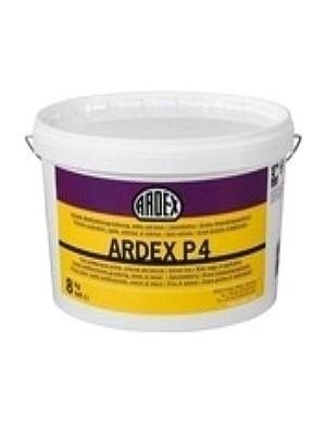 Ardex Grundierung für saugfähige dichte Untergründe als Haftbrücke für Spachtelmassen P4 Multifunktionsgrundierung 8 kg wP4a