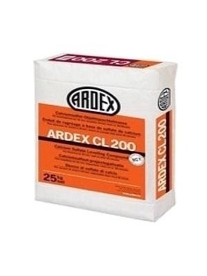 Ardex Spachtelmasse zum Ausgleich von 1 - 30 mm in einem Arbeitsgang CL200 Calciumsulfat-Objektspachtelmasse wCL200