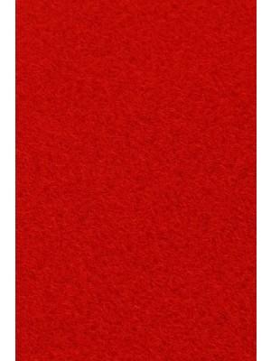 Profi Flair Teppichboden für Messe und Events rot mit Latex-Rücken