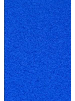 Profi Salsa Teppichboden für Messe blau mit Schutzfolie, Marine-Rücken