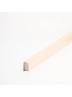 Südbrock Sockelleiste Vorsatz Ahorn lackiert Massivholz Vorsatzleisten