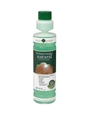Haro Bodenpflege clean and green Parkettreiniger natural 500 ml