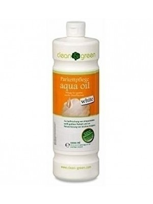 Haro Bodenpflege weiß clean and green Parkettpflege aqua oil white
