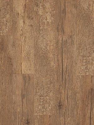 Adramaq Old Wood Vinyl Designboden Teak beige rustikales Holzdekor, synchrongeprägt