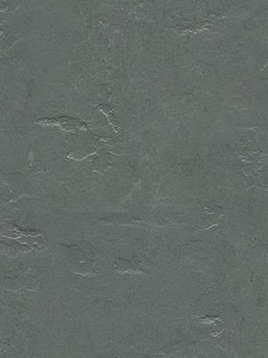 wfwme3745 Forbo Linoleum Uni Cornish grey Marmoleum Slate