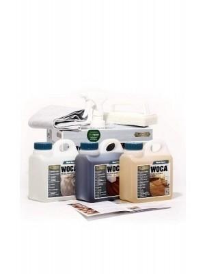 Wicanders Pflegebox für oxidativ geölte Parkettböden Pflegebox