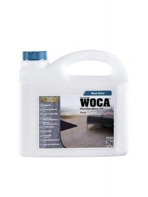 Wicanders Pflegeöl braun für oxidativ geölte Parkettböden