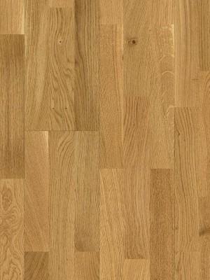 wP1569685 Parador Basic 11-5 Holzparkett Eiche rustikal Fertig-Parkett in Schiffsboden 3-Stab, matt lackiert
