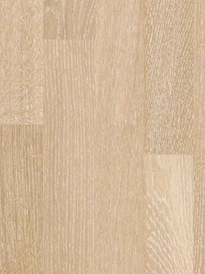 wP1595130 Parador Basic 11-5 Holzparkett Eiche Weißpore rustikal gebürstet Fertig-Parkett in Schiffsboden 3-Stab, weiß matt lackiert