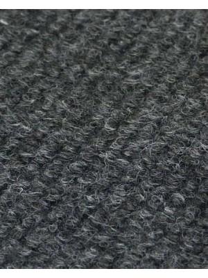 Profi Rips Teppichboden für Messe und Events anthrazit meliert mit Latex-Rücken