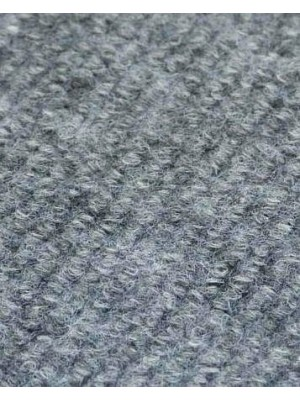 Profi Rips Teppichboden für Messe und Events grau meliert mit Latex-Rücken