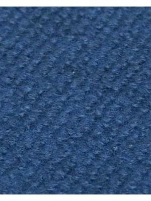 Profi Rips Teppichboden für Messe und Events dunkelblau meliert mit Latex-Rücken