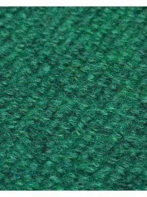 Profi Rips Teppichboden für Messe und Events dunkelgrün meliert mit Latex-Rücken