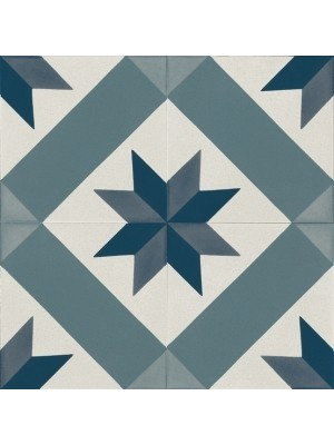 Gerflor Texline Rustic CV-Belag Cordoba Blue PVC-Boden Vinylboden 4m
