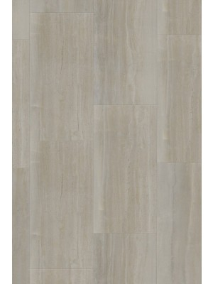 Adramaq Rigid Click+ Designboden Three travertine classic 5,5 mm Fliese