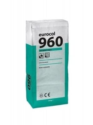 Forbo eurocol Spachtelmasse 977 Europlan Pro Ausgleichsmasse Zement selbstverlaufend bis 10 mm, 25 kg