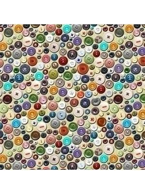 Forbo Flotex Teppichboden Buttons Vision Image Objekt