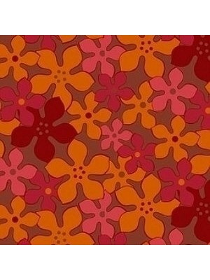 Forbo Flotex Teppichboden Paprika Vision Flora Blossom Objekt