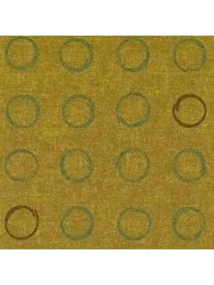 Forbo Flotex Teppichboden Peanut Gelb Vision Shape Spin Objekt