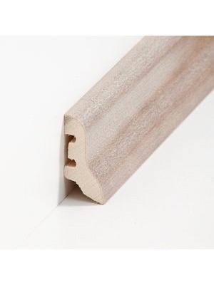 Südbrock Sockelleiste Holzkern Ahorn Taubenblau Fussleiste, Holzkern, Echtholz furniert, gebeizt, lackiert sbs224028