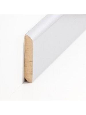 Südbrock Sockelleisten Holzkern Aluminium Holz-Fussleiste, Holzkern mit Dekorfolie ummantelt sbs15105658