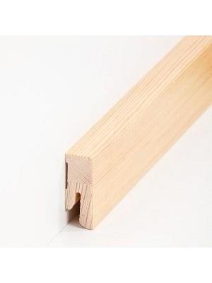 Südbrock Sockelleisten Holzkern Kiefer geölt Holz-Fussleiste, Holzkern mit Echtholz furniert sbs1640803