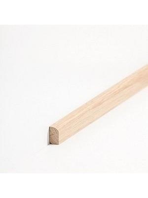 Südbrock Sockelleisten Vorsatz Eiche lackiert Massivholz Vorsatzleisten, Diverse Holzarten sbs8221