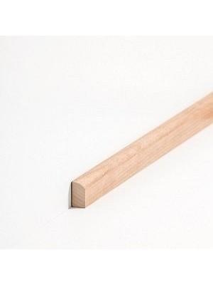 Südbrock Sockelleiste Vorsatz Kirsche lackiert Massivholz Vorsatzleisten