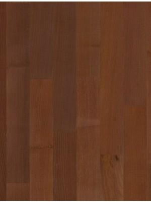 Weitzer Parkett WP 450 Robine gedämpft lebhaft bunt 2-Schicht Fertigparkett Verklebung mit Unterboden in Stab-Optik, ProActive+