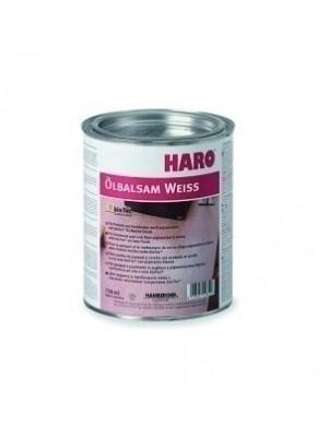 Haro Bodenpflege weiß Ölbalsam weiß Parkett-Pflegeöl