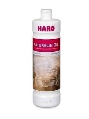 w410421 Haro Bodenpflege Parkett-Pflege naturaLin Oil Erst- und Intensivpflege