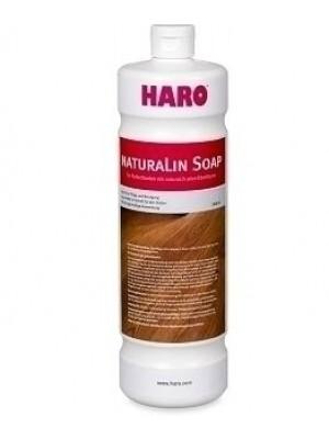 Haro Bodenpflege Reinigungsseife für Parkett naturaLin Soap