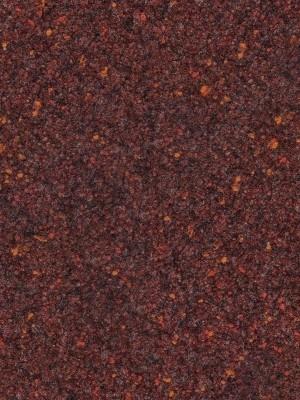 Fabromont Abraxas Weinrot Colorpunkt Kugelvlies Teppichboden