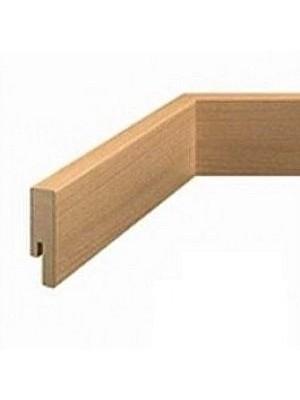 wEHSL18 Parador Sockelleiste SL 18 Dekor passend zu bestelltem Boden (lieferbar in Verbindung mit Parador Bodenbelag) Echtholz Sockelleiste SL 18 für Parkett