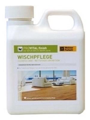 Weitzer Bodenpflege ProVital Wischpflege für geölte Parkettböden