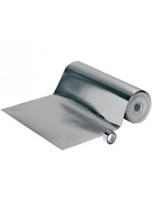 Weitzer Dämmunterlage Profi-Parkett Aqua-Stop Aluminiumdampfsperre, Rolle 100 cm Breit, 3 mm Stärke = 20 m², HstNr: 13771  *** lieferbar nur zusammen mit Bodenbelag-Bestellung von diesem Hersteller bzw. über EUR 250 Warenwert **