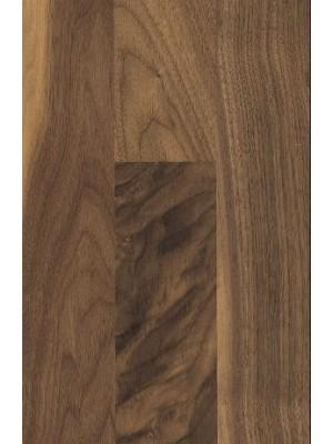 Haro Serie 4000 Parkett Amerikanischer Nussbaum Favorit Schiffsboden 3-Stab Fertigparkett, naturaLin naturgeölte Oberfläche