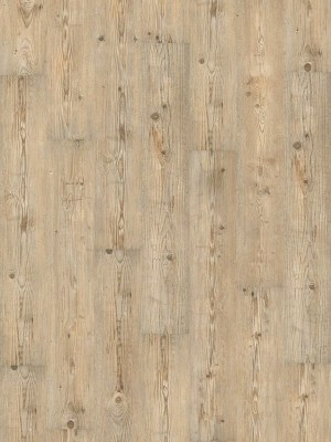 Wineo 1000 Purline PUR Bioboden Ascona Pine Nature Wood Planken zum Verkleben wPL052R
