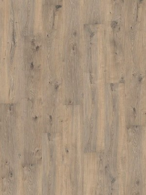 Wineo 1000 Purline PUR Bioboden Valley Oak Mud Wood Planken zum Verkleben wPL042R