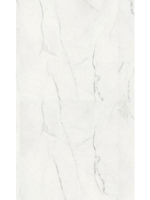 Wineo 1500 Stone XL Purline PUR Bioboden White Marble Fliesen zum Verkleben