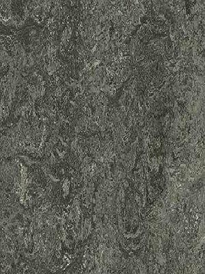 Forbo Marmoleum Modular Linoleum Graphite Marble