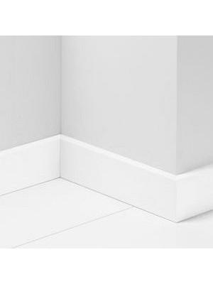 wP1138297 Parador Sockelleisten SL 18 Uni weiß (lieferbar in Verbindung mit Parador Bodenbelag) Sockelleiste SL 18 für Parkett